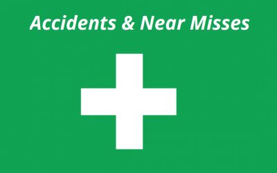 Accidents & Near Misses: A beginners guide to RIDDOR reporting