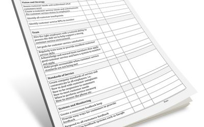 Risk Assessment Templates: 5 key problems with using them